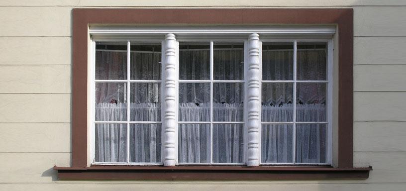 Wood Window Frame and Door Repair Services
